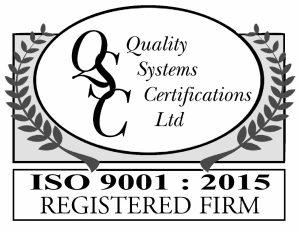 9001 2015 Logo